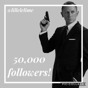 Accessories - 50k Followers - Thank You!